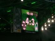 Borussia M'gladbach - WERDER BREMEN