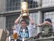 Pokalfeier 2009