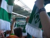 WERDER BREMEN - Bayer 04 Leverkusen (Fanclubreise)