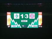WERDER BREMEN - Bayern München
