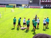 Werders Sommertrainingslager 2014_13