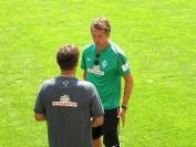 Werders Sommertrainingslager 2014_22