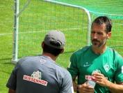 Werders Sommertrainingslager 2014_24