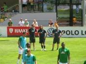 Werders Sommertrainingslager 2015
