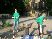 Fanclub-Grillfeier 2011