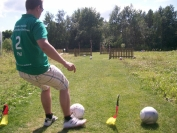Fußballgolfen