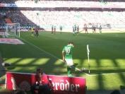 WERDER BREMEN - 1. FC Nürnberg