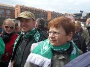 WERDER BREMEN - Hertha BSC (Fanclubreise)