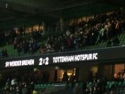 WERDER BREMEN - Tottenham Hotspur