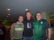 Werders Fanclub-Weihnachstfeier 2012