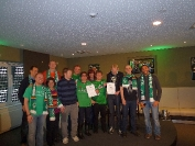 Werders Fanclub-Weihnachtsfeier 2012