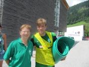 Werders Sommertrainingslager 2013