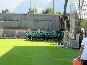 Werders Sommertrainingslager 2014_10