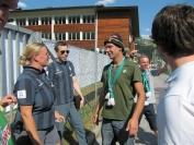 Werders Sommertrainingslager 2014_7